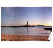 Emily Bay - Norfolk Island Poster