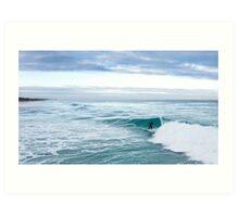 Surfer - City Beach WA Art Print