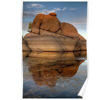 Sunset Float Poster