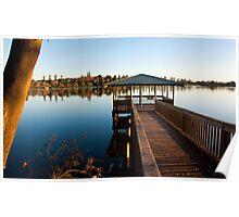 Lake Monger - Perth WA Poster