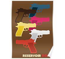 Reservoir Dogs Poster Poster