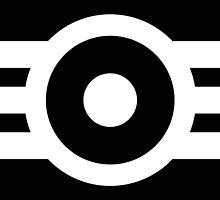 Fallout   Vault Tech Logo   Design by BOSTrinity