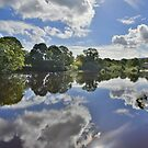 Yorkshire: River Wharfe Reflections by Rob Parsons