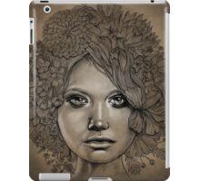 organic style iPad Case/Skin