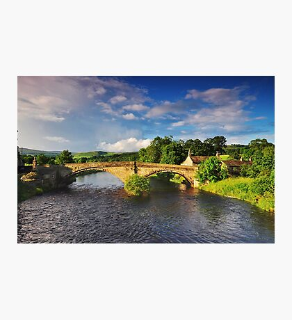 Bolton Bridge. Photographic Print