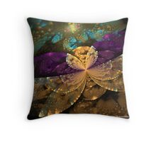 Higgs Boson Particle Throw Pillow