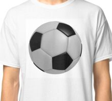 Football, Soccer Ball Classic T-Shirt