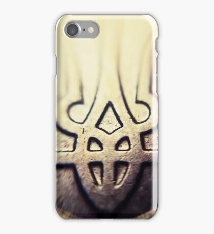 Ukrainian coat of arms iPhone Case/Skin