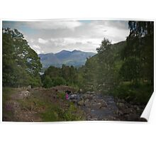 Ashness Bridge. Poster