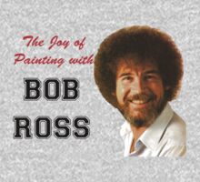 Bob Ross by Tim Topping