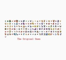 The Original Ones by gigioesposi