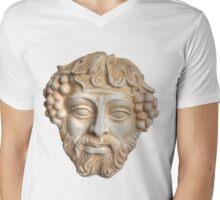 Dionysus, God of Wine Mens V-Neck T-Shirt