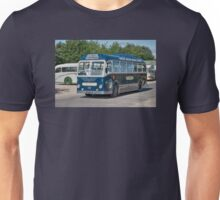 Royal Blue Coach Service Unisex T-Shirt