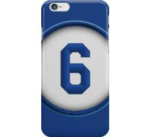 6 - LoCain iPhone Case/Skin
