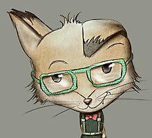 Innocent Fox? by schwebewesen