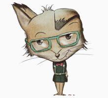 Innocent Fox? One Piece - Short Sleeve