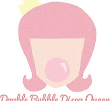 Double Bubble Disco Queen by gerardslay