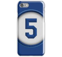 5 - Mullet iPhone Case/Skin