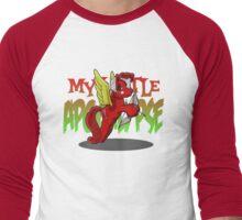My Little Apocalypse - WAR Men's Baseball ¾ T-Shirt
