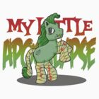 My Little Apocalypse - Pestilence by mikmcdade