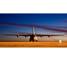 RAF C130 (Hercules) Photographic Print