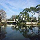 sculpture garden @ New Orleans Museum of Art by AJ Belongia