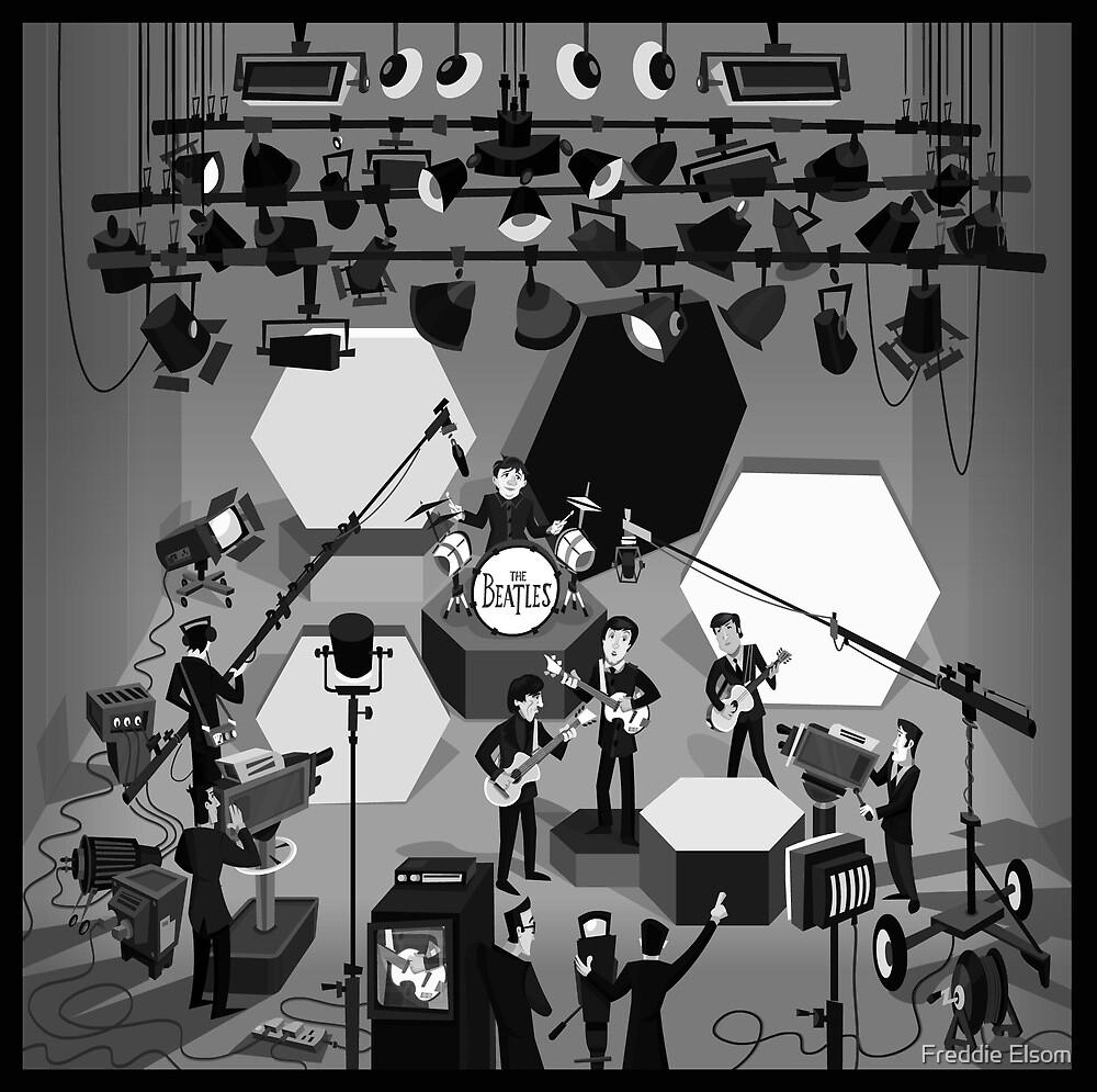 Beatles by Freddie Elsom