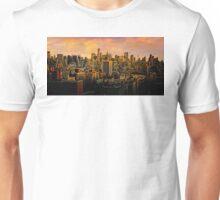 Gotham Sunset Unisex T-Shirt