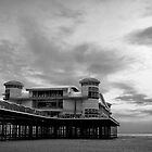 Seaside Pier by SwampDogPhoto