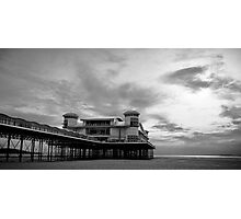 Seaside Pier Photographic Print