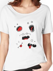 Monster Mashup Women's Relaxed Fit T-Shirt