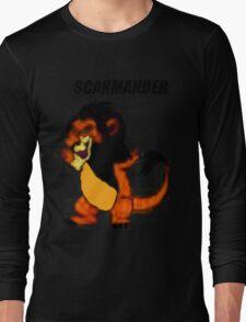 Scarmander Long Sleeve T-Shirt