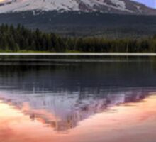 Mt Hood Trillium Lake Sticker