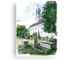 St. Johns, Charleston Canvas Print