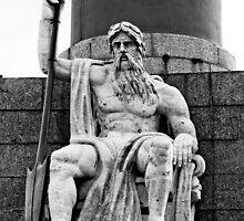 King Neptune by Jeffrey So