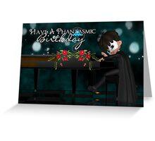 Phantom Of The Opera Birthday Greeting Card Greeting Card