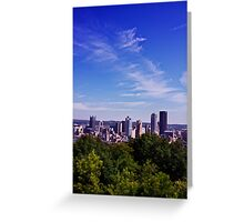 Pittsburgh in Color Greeting Card