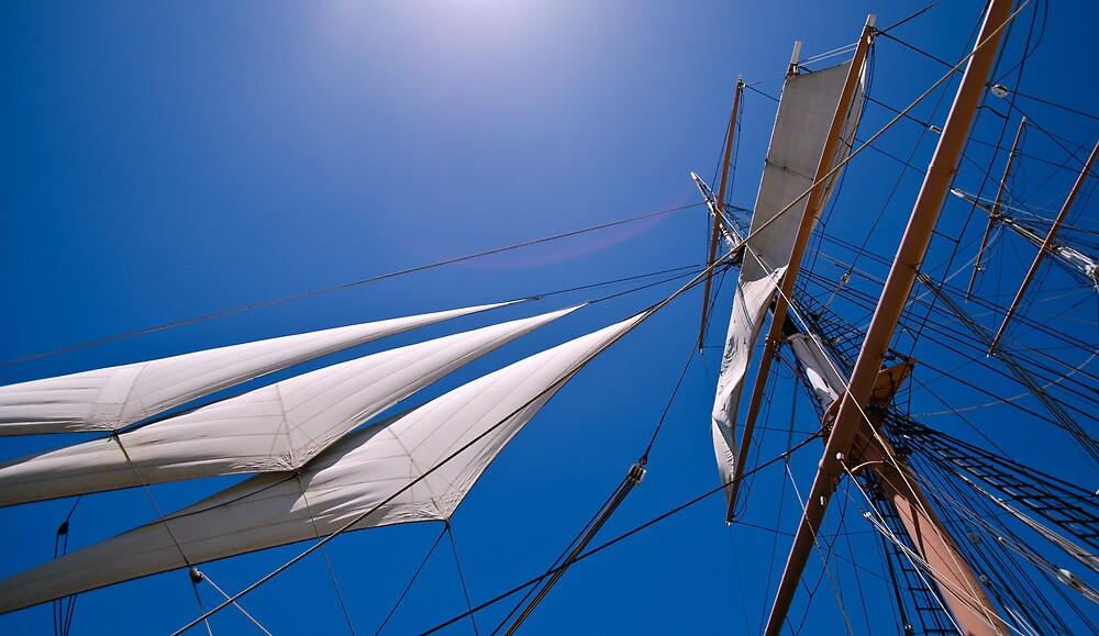 Sky Sails by photojeanic