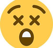 astonished face emoji by Winkham