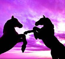 2friends by BellatrixBlack
