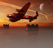The Towers by Nigel Hatton, Derwent Digital Imaging