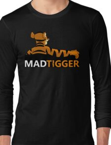 Mad Cat Long Sleeve T-Shirt