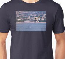 Typhoon Passing Exmouth - Dawlish Air Show 2015 Unisex T-Shirt