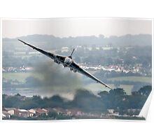 Avro Vulcan - Dawlish Air Show 2015  #2 Poster