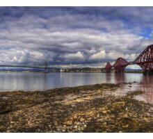 The Bridges Panorama Sticker
