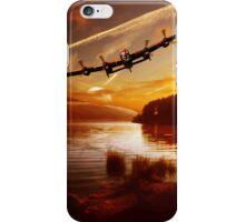 Fading Light at Derwent iPhone Case/Skin
