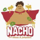 Nacho by DetourShirts