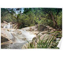 Josephine Falls, Queensland, Australia Poster