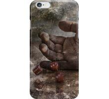 try again iPhone Case/Skin