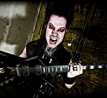 Wayne Static by Neil Photograph
